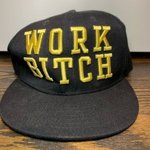 Official Brittney Spears Work Bitch Hat